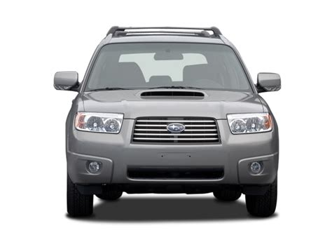 subaru forester 2007 review 2007 subaru forester reviews and rating motor trend