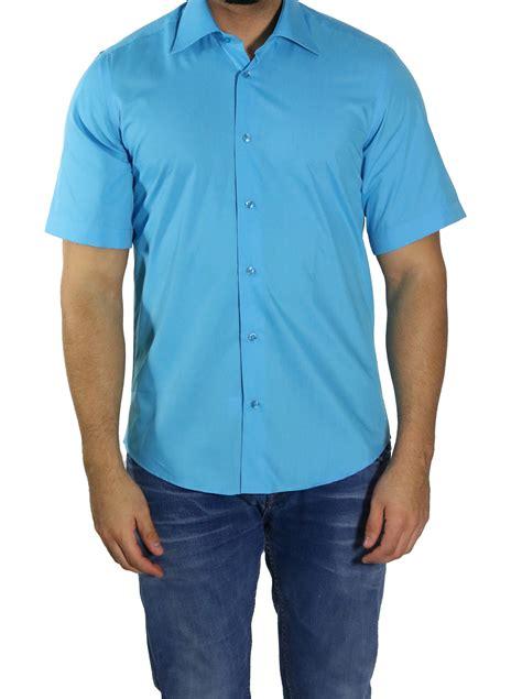 l tur auktionen herren hemd muga slim fit gr l t 252 rkis ebay