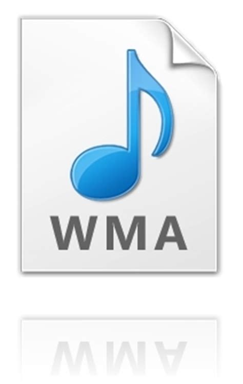 Format Audio Wma | windows media audio
