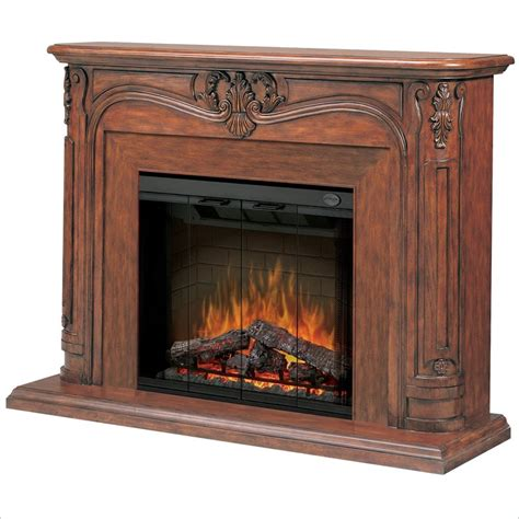 free standing electric fireplace error