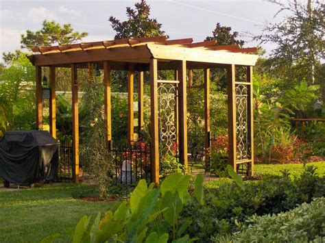 backyard pergola photos hgtv