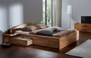 Low Platform Bed With Drawers Hasena Contemporary Designer Beds 187 Hasena Berga Storage