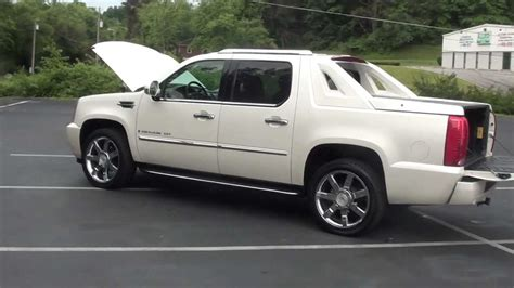 Make Up Escaladi For Sale 2007 Cadillac Escalade Ext 1 Owner Stk 20713a