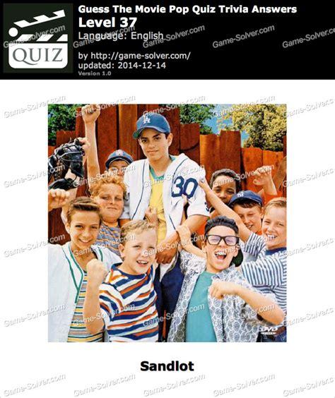 film quiz level 37 guess the movie pop quiz trivia level 37 game solver