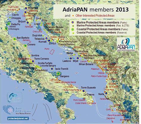 dell祠adriatico le aree protette dell adriatico si incontrano a san
