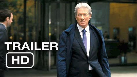 film cina richard gere arbitrage official trailer 1 2012 richard gere movie