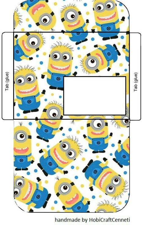 printable minion envelope 3016 best sobres y folios decorados images on pinterest