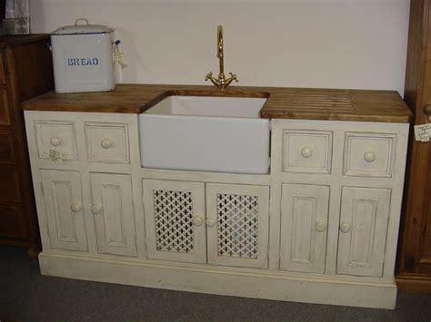 shabby chic bathroom sink unit shabby chic finish belfast sink unit the olive branch