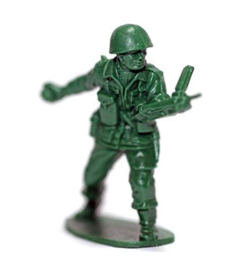 lifesize toy army soldier 3d hubs talk