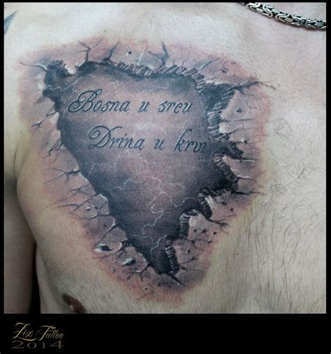 stone tattoo bosna i hercegovina by zix on deviantart