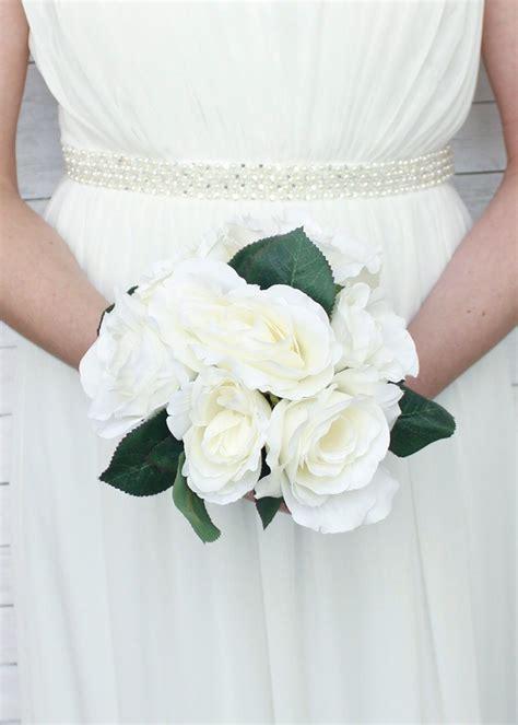 Bridal Bouquet And Bridesmaid Bouquet by Beautiful Faux Bouquets Silk Bridal Bouquets Afloral