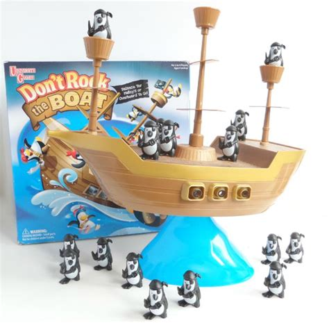 don t rock the boat don t rock the boat baby don t rock the boat game review theboyandme