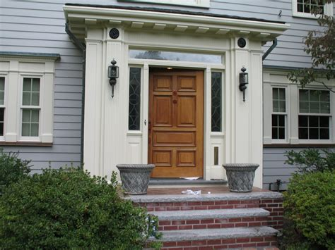 exterior paint recommendation for wood doors painting - Painting Exterior Woodwork