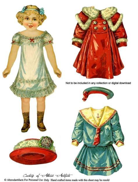 printable victorian paper dolls altered artifacts printable shoe ephemera pinterest