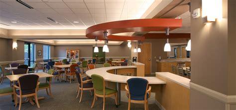 Southwest Patio Oakland Centre Day Care Facility