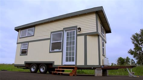 tiny housing the steam punk tiny house on wheels by tiny smart house