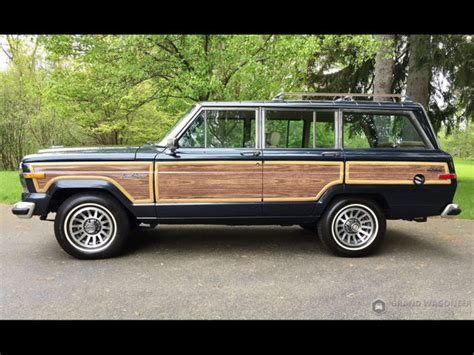 1989 Jeep Wagoneer Value 1989 Fuel Injected Jeep Grand Wagoneer From Grand Wagoneer