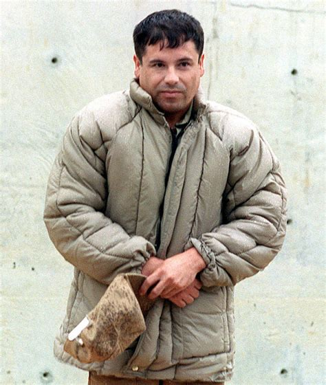 has notorious mexican drug lord el chapo escaped from