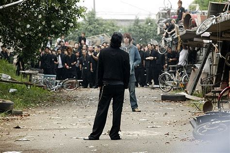 Film Genji Vs Rindaman | crows zero 3 will soon release