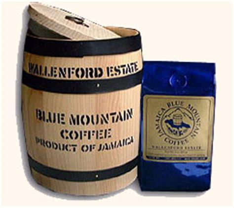 Jamaican Blue Mountain Coffee