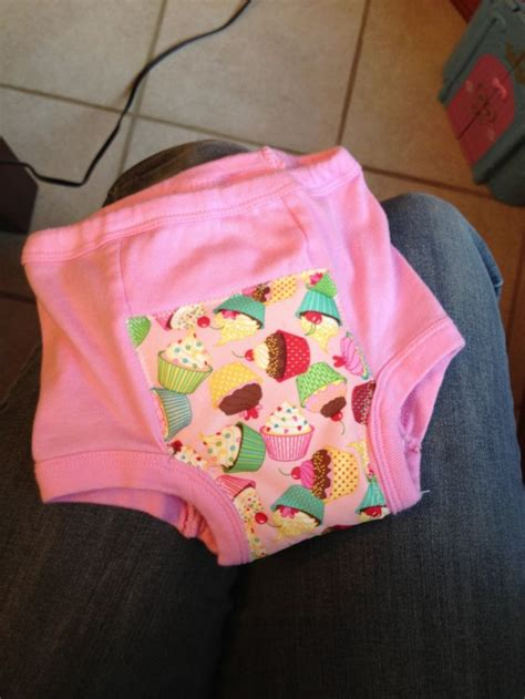 panty training re enforced my daughter s training panties with babyville