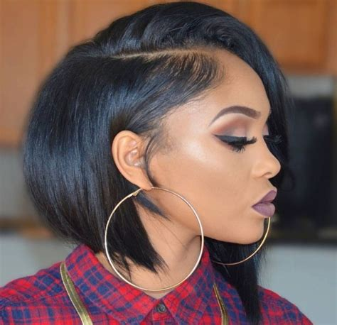how to cut black hair in a bob 1000 ideas about black bob hairstyles on pinterest black