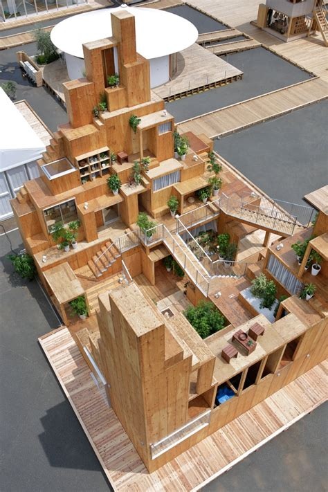 home design expo sou fujimoto redefines rental housing for house vision tokyo