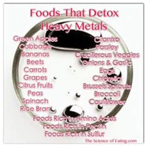Mercury Detox Diet by Health On Reflexology Reiki And 21 Day Fix