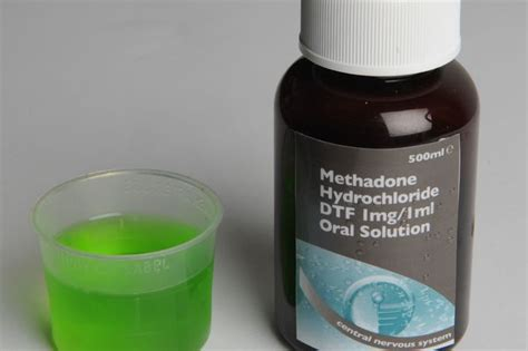Methadone Detox Uk by Gp Wants Methadone Programme Reviewed Daily Record