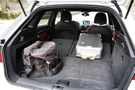 Audi A3 Sportback Kofferraumvolumen by Fahrbericht Probefahrt Audi A3 Sportback 2 0 Tdi 184 Ps