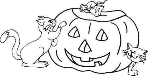 imagenes infantiles para colorear del dia de muertos todo halloween para colorear y pintar