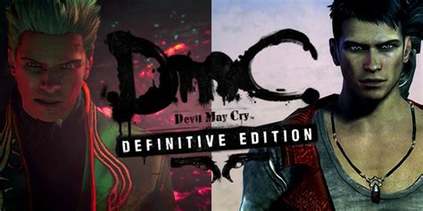 Ps4 May Cry Definitive Edition may cry definitive edition xbox one ps4 release date confirmed this march remastered