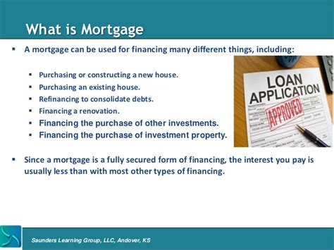 what is house mortgage mortgage banking overview