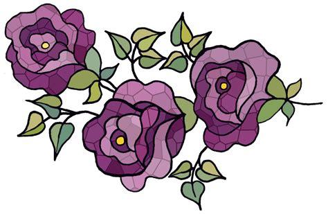 Easy Plants Clip Art African Violet Clipart