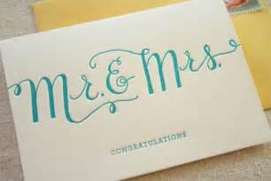 wedding congratulations card simple wedding congratulations card
