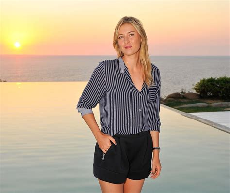 Maryca Syari sharapova photos photos tennis