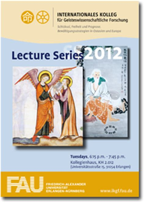 Lecture Series Flyer Template