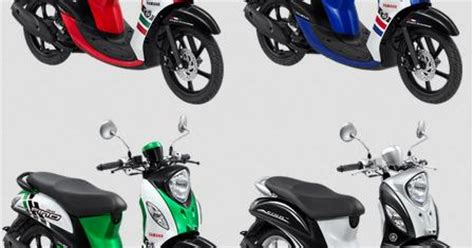 Terbaru Second harga motor yamaha fino fi clasic kredit bekas second terbaru brosur harga spesifikasi