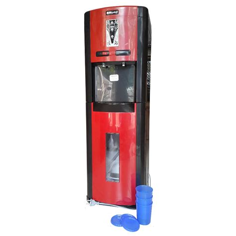Dispenser Miyako 2 Kran jual beli gosend dispenser galon bawah miyako