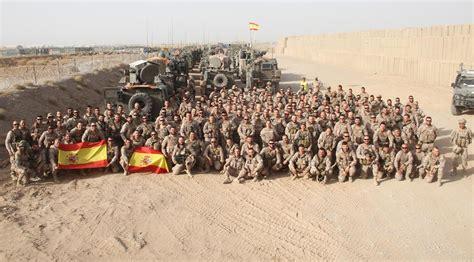 las fuerzas armadas ponen punto y final a casi trece a 241 os de misi 243 n de guerra en afganist 225 n