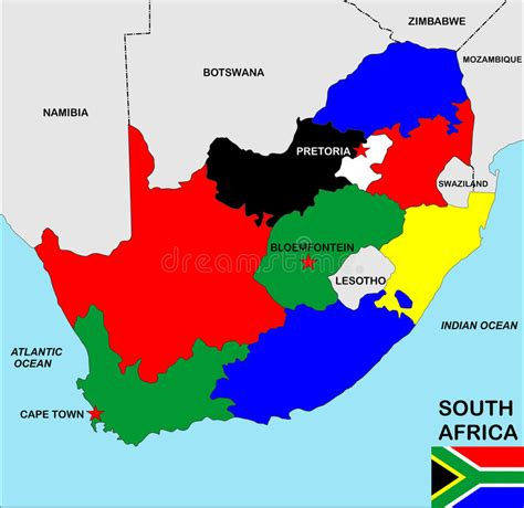 mio south africa map download