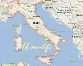 Map Of Italy Amalfi Coast by Amalfi Coast Map Related Keywords Amp Suggestions Amalfi