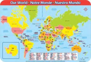 Spanish World Map by Spanish World Map Onlineshoesnike