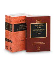 model jury instructions canadian judicial council california jury instructions civi legal solutions