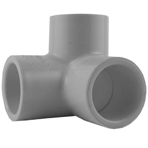 pipe 1 2 in side outlet 90 degree socket x