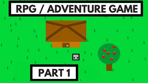 tutorial construct 2 rpg scratch tutorial how to make a rpg adventure game part 1
