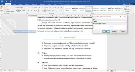 format mengetik skripsi 19 trik microsoft word ini bisa membuat pekerjaanmu cepat