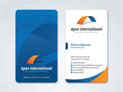 Design Business Cards At Home by Modern Business Cards Design Graphic Design Junction