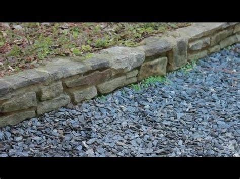 lay  gravel landscaping landscaping basics