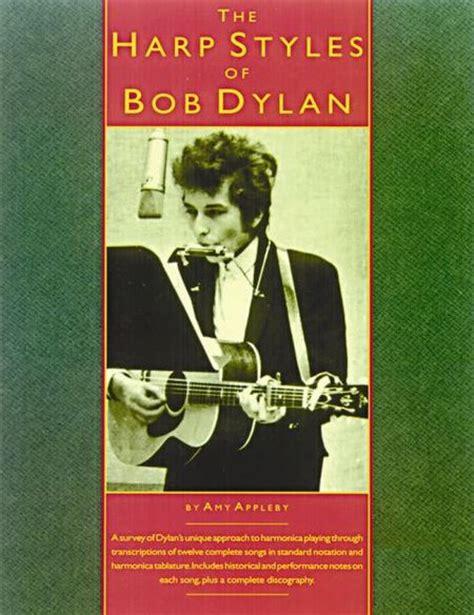 libro the harmonica dylan bob the harp style of book armonica libro spartiti blowin in the wind tablature